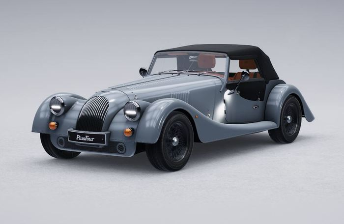Brand New Morgan Plus Four Manual
