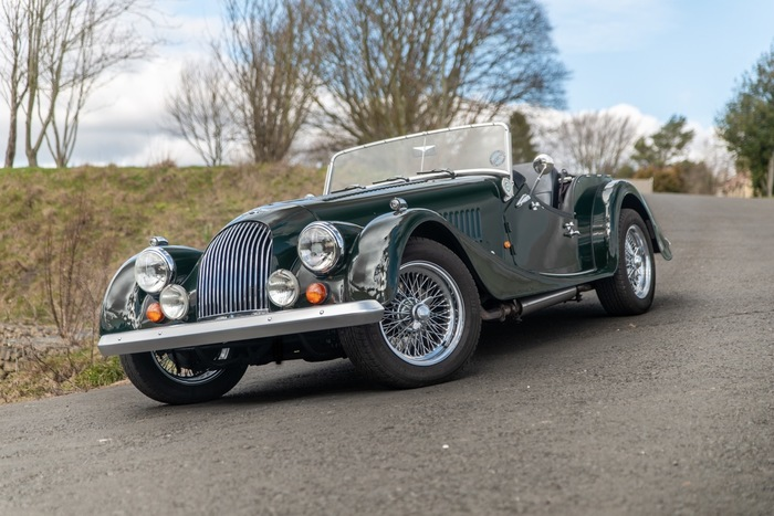 1987 Morgan 4/4 2 Owner Car only 15711 miles