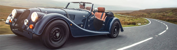 Morgan Plus 4 - 110
