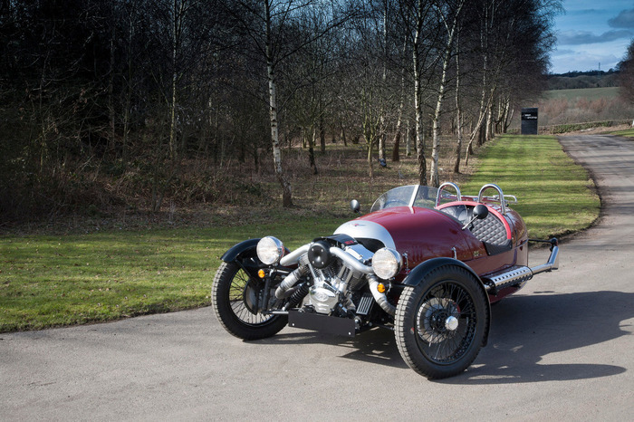 2018 Morgan 3 wheeler