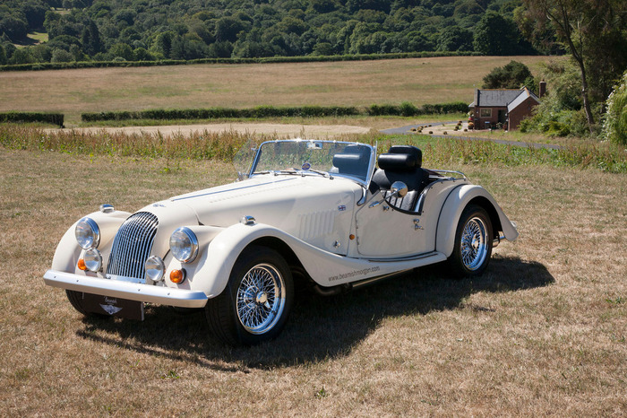 1989 Morgan 4/4 (Plus 4 Body)